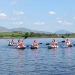 Sports nautiques en Irelande