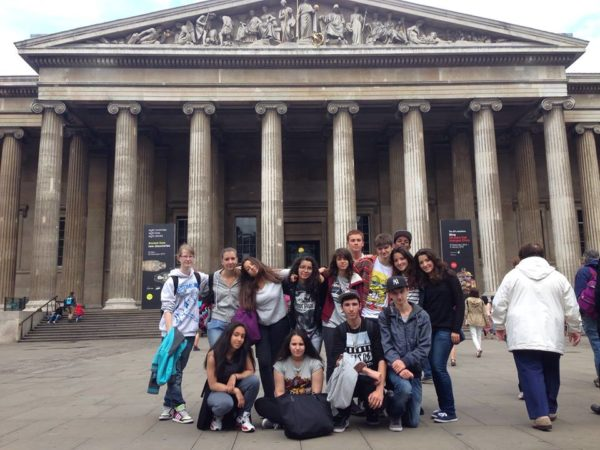 Les visites à Londres